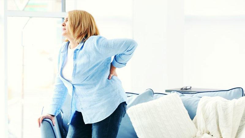 perdre du poids pour soulager son mal de dos