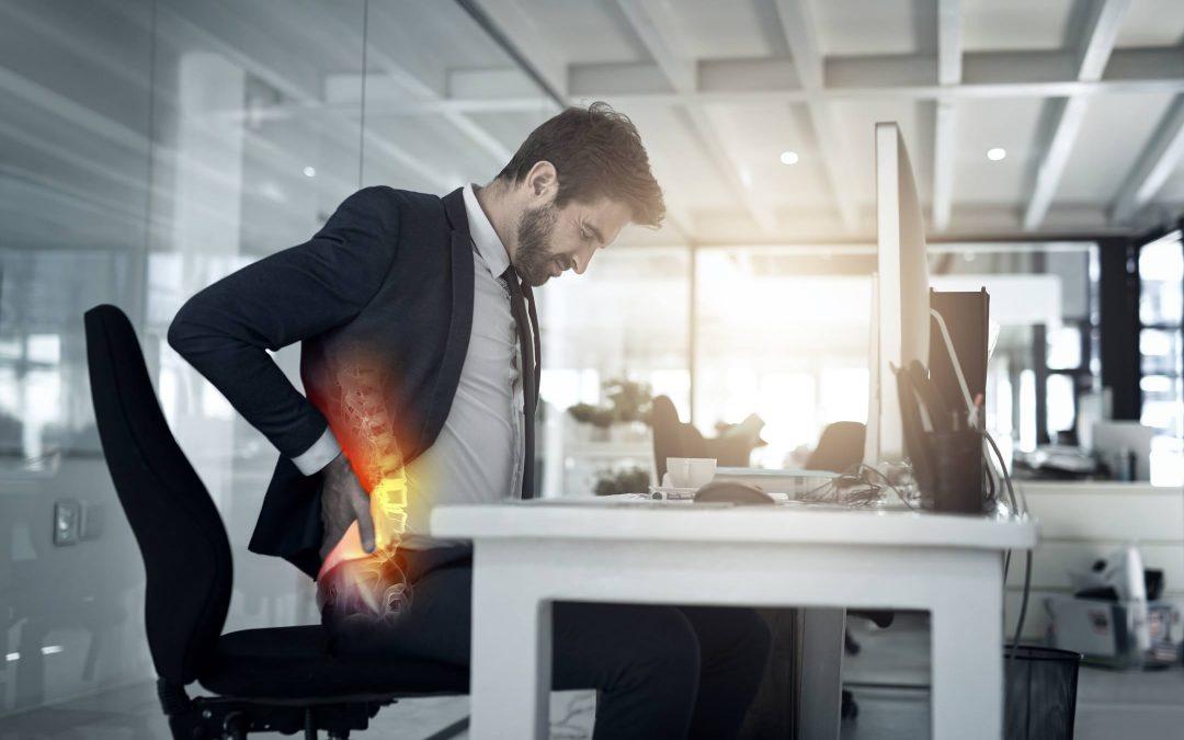 Comment combattre le mal de dos au travail ?