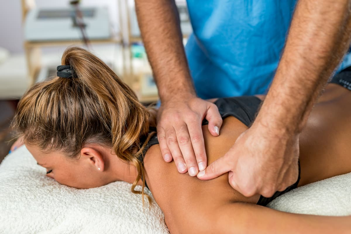 osteopathe mal de dos